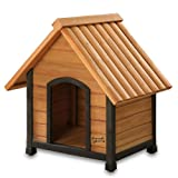 Pet Squeak Arf Frame Dog House, Small