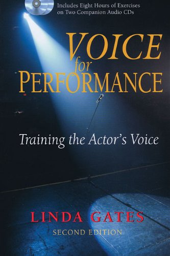 Voice for Performance - Training the Actor's Voice Second...