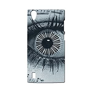 BLUEDIO Designer Printed Back case cover for VIVO Y15 / Y15S - G6162