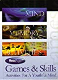 51WUAo0pg7L. SL160  MIND MEMORY ACTIVITES GAMES AND SKILLS: ACTIVITES FOR A YOUTHFUL MIND (2 CD ROMS, 2003)