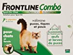 Merial - Chats - FRONTLINE COMBO - Ch...