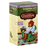 Celestial Seasonings Wellness Tea Tea, Sleepytime Extra, 20 ct.