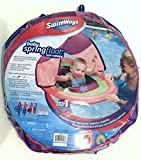 Swimways Baby Spring Float Pink & Purple with Sun Canopy