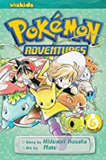 Pokemon Adventures, Volume 6 (2nd Edition) (Pok&#233;mon Adventures)