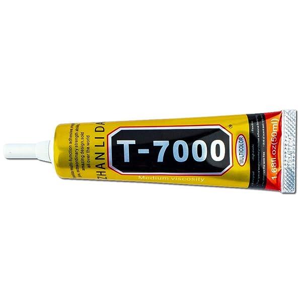 T-7000 Industrial Strength Adhesive (50ml) - Black