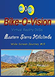 Bike-O-Vision Cycling Journey- Eastern Sierra Hillclimbs BLU RAY (#19) [Blu-ray]