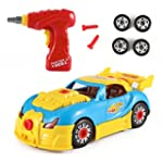 World Racing Car Take-A-Part Toy for...