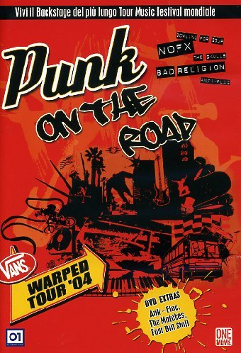 Punk on the road - The vans warped tour 2004