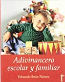 Adivinancero Escolar y Familiar (Trampolin) (Spanish Edition)