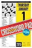 img - for Crossword Page-a-Day Notepad and 2015 Calendar book / textbook / text book
