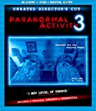Paranormal Activity 3 (Blu-ray+DVD+Digital Copy Combo in Blu-ray Packaging)