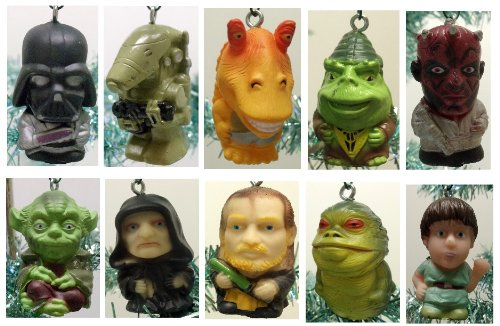 Star Wars Christmas Tree Decorations