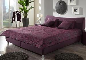stilbetten bett polsterbetten polsterbett linus mit. Black Bedroom Furniture Sets. Home Design Ideas