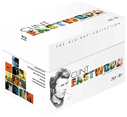 Clint Eastwood Collection 6 Blu Ray PDF