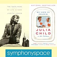 Thalia Book Club: Mastering the Art of Writing about Cooking  by Judith Jones, Alex Prud'Homme Narrated by Symphony Space