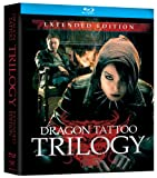 Image de Dragon Tattoo Trilogy (Extended Edition) [Blu-ray]