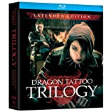 Dragon Tattoo Trilogy: Extended Edition [Blu-ray] ~ Noomi Rapace
