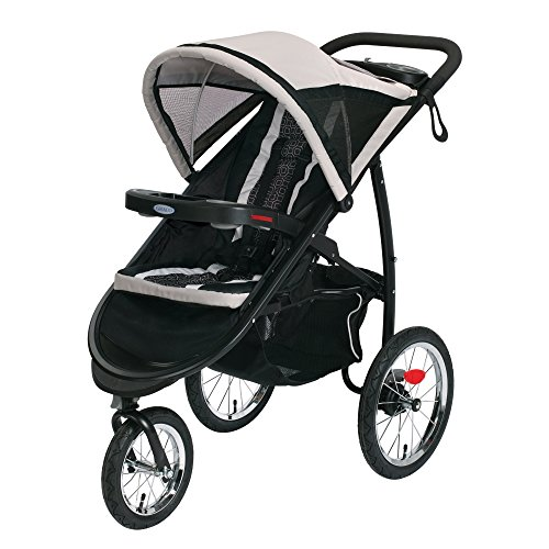 Find Cheap 2015 Graco Fastaction Fold Jogger Click Connect Stroller, Pierce