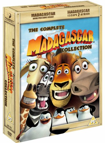 The Complete Madagascar Collection [DVD]