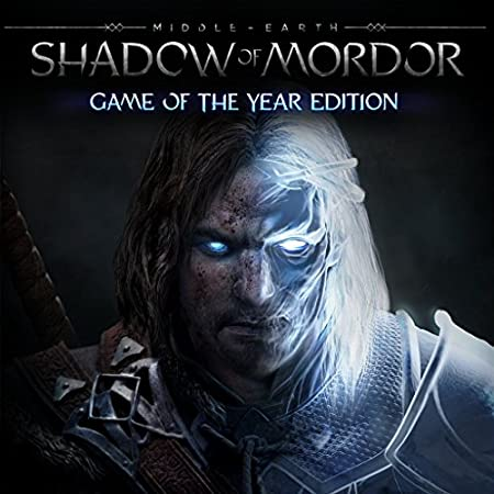 Middle Earth: Shadow of Mordor - Game of the Year [Online Game Code]