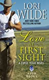 Love at First Sight: A Cupid, Texas Novel	 by  Lori Wilde in stock, buy online here