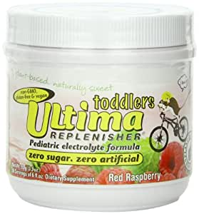 Ultima Replenisher Kids, Toddlers Red Raspberry, 3.3-Ounce, Jar