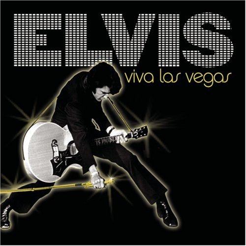 Viva-Las-Vegas-Australian-Import-Elvis-Presley-Audio-CD