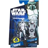 Star Wars 2011 Clone Wars Animated Action Figure CW No. 56 ARF Trooper 30438