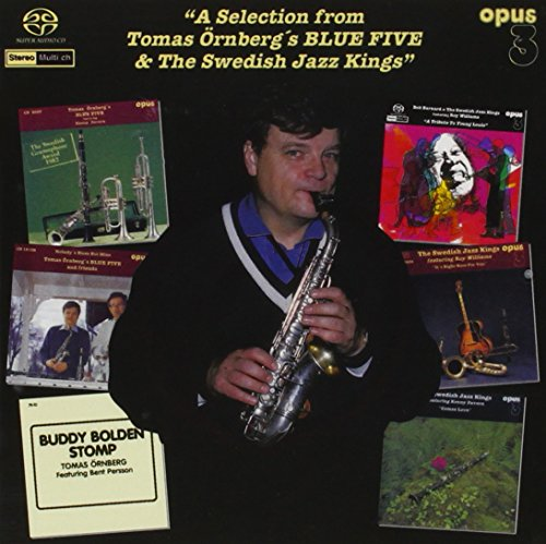 SACD : Tomas rnberg - A Selection From Tomas Ornbergs Blue Five and The Swedish Jazz Kings (SACD)