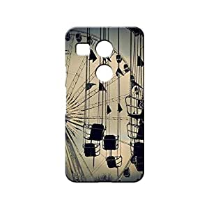 G-STAR Designer 3D Printed Back case cover for LG Nexus 5X - G4019