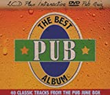 The Best Pub Album: 40 Classic Tracks from the Pub Jukebox