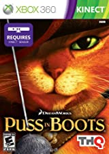 Puss in Boots (Kinect), Xbox 360.