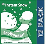 SnoWonder Instant Artificial Snow – B…
