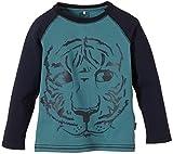 NAME IT T shirt à manches longues Garçon Multicolore Mehrfarbig Brittany Blue 12 mois
