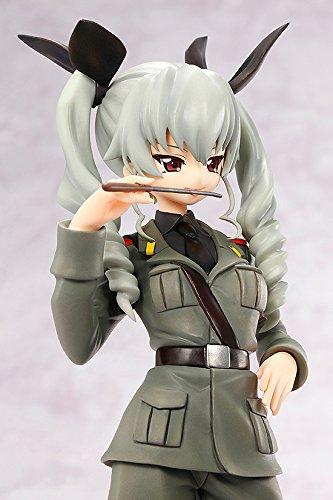 ガールズ&パンツァー Commander Girls Collection アンチョビ 通常版 (1/8スケール ABS&ATBC-PVC製塗装済み完成品) (ペンギンパレード)