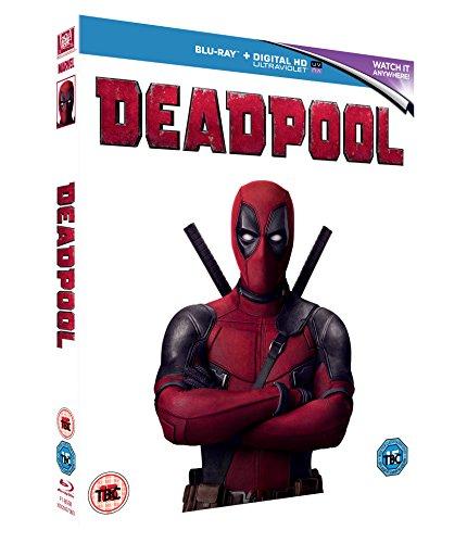 Deadpool on Blu-ray
