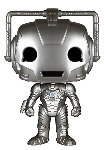 Funko 4631 POP TV: Doctor Who Cyberman Action Figure - 1