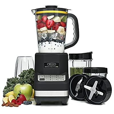 BELLA Rocket Extract PRO Plus, Emulsifying Multifunctional Blender