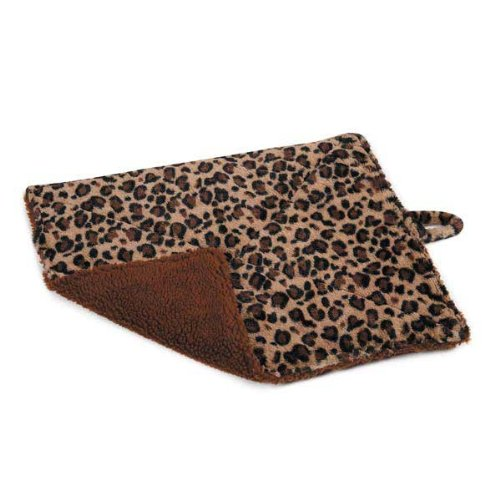 Thermal Cat Pet Dog Warming Bed Mat - BEIGE,