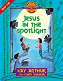 img - for Jesus in the Spotlight: John, Chapters 1-10 (Discover 4 Yourself Inductive Bible Studies for Kids) book / textbook / text book
