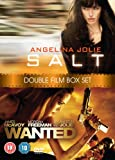 Double: Salt/Wanted [DVD]