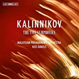 カリンニコフ:交響曲第1番ト短調、第2番イ長調 (Kalinnikov - The Two Symphonies)