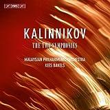 Malaysian Philharmonic Orchestra Kalinnikov: Symphonies 1 & 2 (Symphony No. 1 G Minor/ Symphony No.2 A Major)