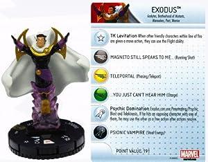 Marvel Heroclix Wolverine and the X-Men Exodus #56 Super Rare