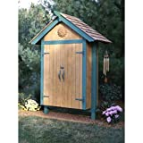 Mini Garden Shed: Downloadable Woodworking Plan