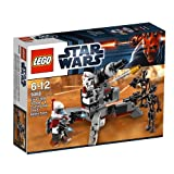 Lego Star Wars Tm Elite Clone Trooper & Commando Droid - 9488