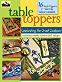 img - for Granola Girl Designs Table Toppers: Celebrating the Great Outdoors book / textbook / text book