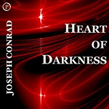Heart of Darkness Audiobook by Joseph Conrad Narrated by Richard Thomas