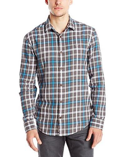 Original Penguin Men's Plaid Flannel Shirt