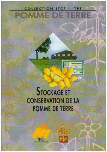 Livre stockage et conservation de la pomme de terre - Conservation pommes de terre cuites ...